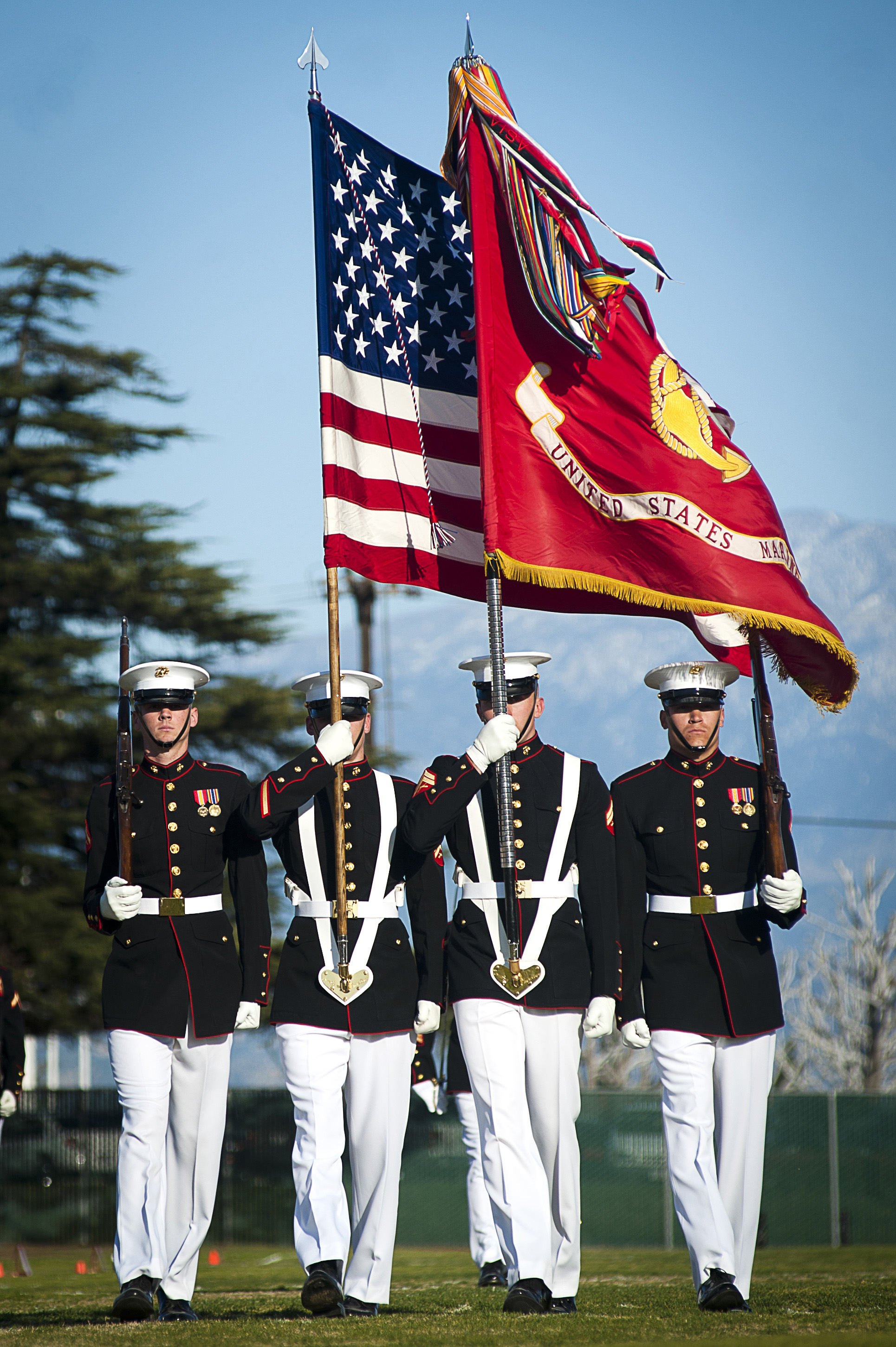 Volunteer - Marine Corps League